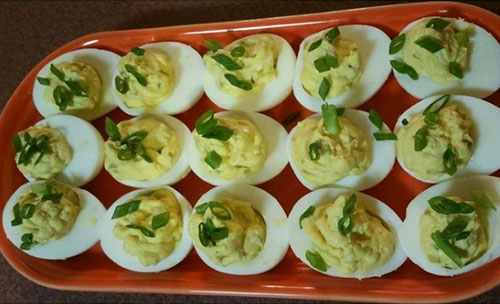 Not So Deviled Eggs - Bariatric Women