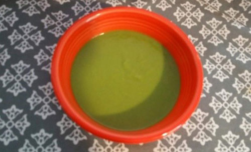 Summer Pea Soup