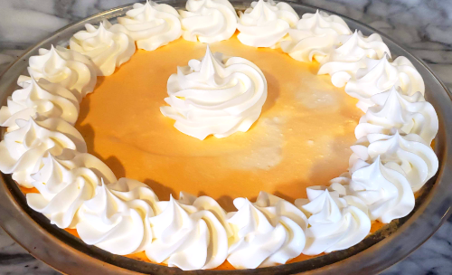 Dreamcicle Cheesecake
